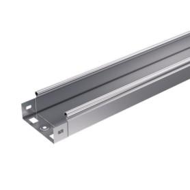 Лоток неперфорированный   50х 50х3000х0,6мм | SNL3505 | DKC