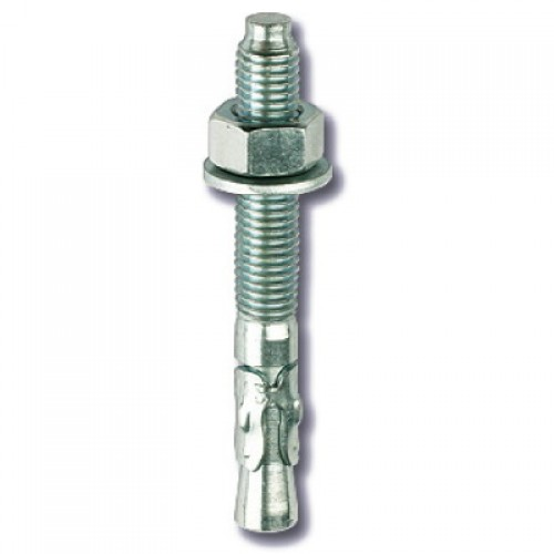 Анкер усиленный клиновый М10х75 ДКС
