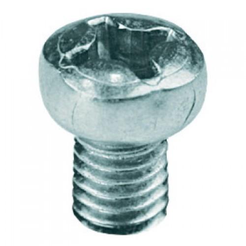 Винт с полуцилиндр. головкой М6х10 | CM090610 | DKC