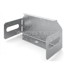 Заглушка редукция к лотку 200х 50 | ЗР-200х50 | OSTEC
