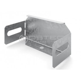 Заглушка редукция к лотку 200х 80 | ЗР-200х80 | OSTEC