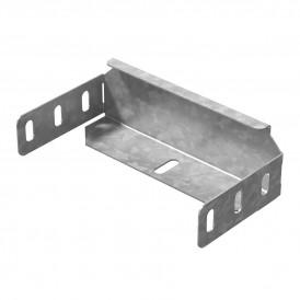Заглушка-редукция 150х80 | ЗР-150х80 | OSTEC