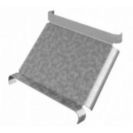 Крышка к внутреннему угловому соединителю лотка УЛ 150 | КУСВНР-150 УЛ | OSTEC