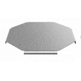 Крышка к крестообразному угловому соединителю лотка УЛ 400 | КУСХР-400 УЛ | OSTEC