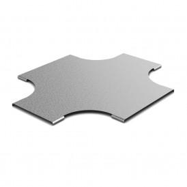 Крышка к плавному крестообразному переходу 300х50 | КПХп 300х50 | OSTEC