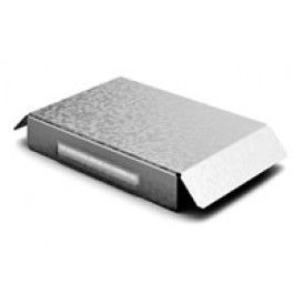 Крышка к Угловому соединителю внешнему к лотку 100 OSTEC | КУСВ-100х50 | OSTEC