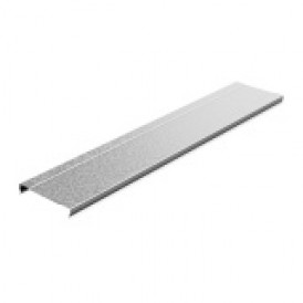 Крышка лотка OSTEC 400х15х2500 | КЛЗТ-400 | OSTEC