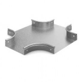 Переход Х-образный плавный 400х50х50 | ПХп 400х50х50 | OSTEC