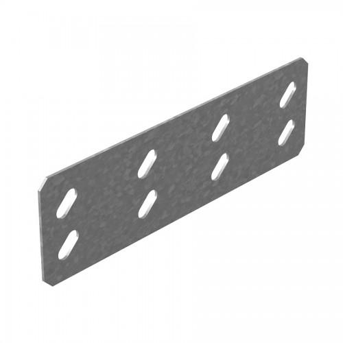 Планка соединительная универсальная для лотка h 100 1.5 мм | СПУ-100 | OSTEC