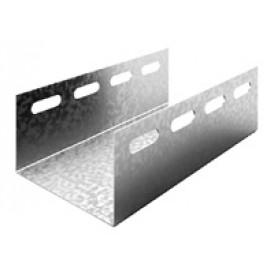 Соединитель боковой к лоткам 400х80, 400х100 | СЛБ-400 (80/100) | OSTEC