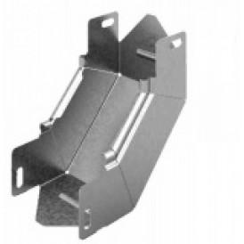 Соединитель угловой внутренний к лотку УЛ 100х100 | УСВНР-100х100 УЛ | OSTEC