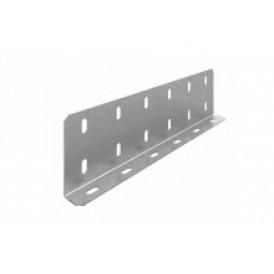 Соединитель универсальный для лотка УЛ высотой 100 мм (1 мм) | СЛУ-100 (1 мм) УЛ | OSTEC