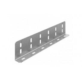 Соединитель универсальный для лотка УЛ высотой 80 мм (1,5 мм) | СЛУ-80 (1,5 мм) УЛ | OSTEC