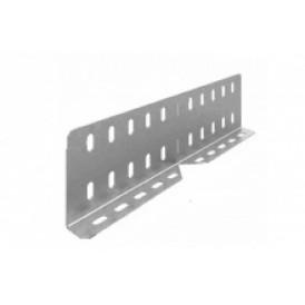 Соединитель универсальный изменяемый для лотка УЛ высотой 100 мм (1,2 мм) | СЛУИ-100 (1,2 мм) УЛ | OSTEC