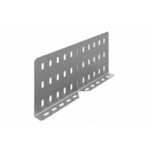 Соединитель универсальный изменяемый для лотка УЛ высотой 150/200 мм (1 мм) | СЛУИ-150/200 (1 мм) УЛ | OSTEC