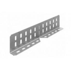 Соединитель универсальный изменяемый для лотка УЛ высотой 80 мм (1,5 мм) | СЛУИ-80 (1,5 мм) УЛ | OSTEC