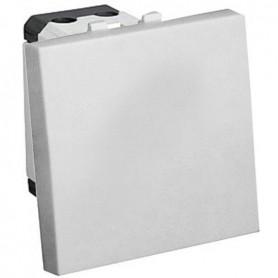 Выключатель 45х45 мм (схема 1) 16 A, 250 B (белый) LK45 | 850704 | Экопласт