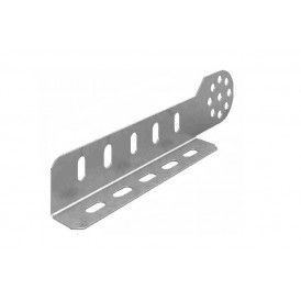 Соединитель универсальный шарнирный для лотка УЛ высотой 50/65 мм (1 мм) | СЛУШ-50/65 (1 мм) УЛ | OSTEC