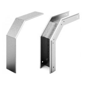 Угол внешний плавный к лотку 300х50 | УВТ-300х50 | OSTEC