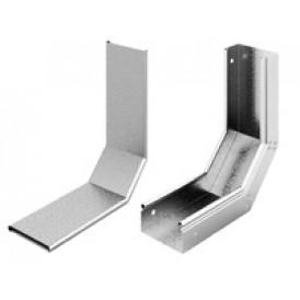 Угол внутренний плавный к лотку 400х50 | УВНТ-400х50 | OSTEC