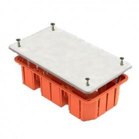 Коробка распаячная 172х96х45 для скрытого монтажа GE41006