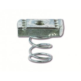Гайка для подвешивания профиля (с пружиной) М10х40   CM151000   DKC