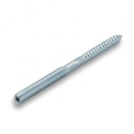 Шпилька-шуруп M8х120 ДКС