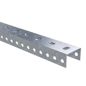 BPL2915 Профиль П-образный PSL, L1500, толщ.1,5 мм ДКС