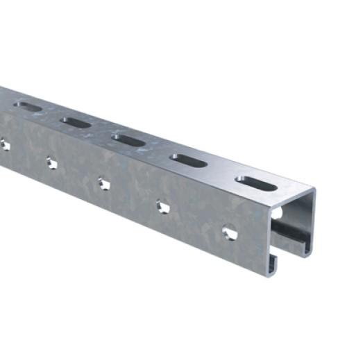 Профиль С-образный 41х41, L2400, толщ.2,5 мм   BPM4124   DKC