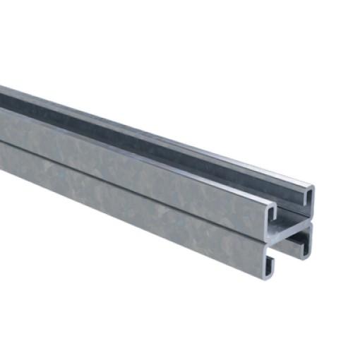 Профиль С-образный двойной 41х21, L300, толщ. 2.5 мм   BPD2103   DKC