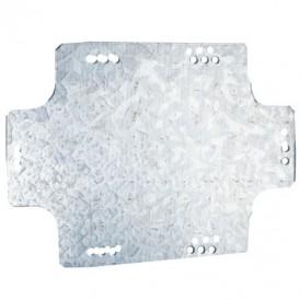 Монтажная пластина из оцинк. стали 358х283мм. для коробок 380х300мм | 59609 | DKC
