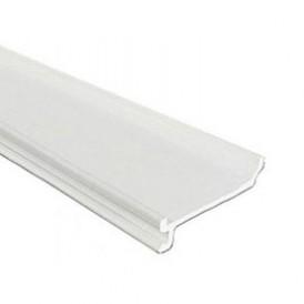 Перегородка разделительная для кабель-каналов DLP 50х80/105/150 - 2м - белый   010582   Legrand