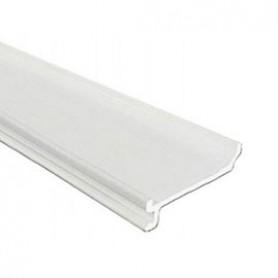 Перегородка разделительная для кабель-каналов DLP 50х80/105/150 - 2м - белый | 010582 | Legrand