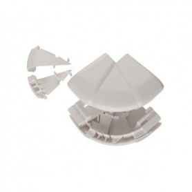 Угол внешний, переменный от 60° до 120°, для кабель-канала 105х50мм| 010619 | Legrand