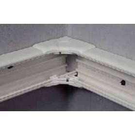 Угол внутренний, переменный от 80° до 100°, для кабель-каналов 150х65мм, 195х65мм | 010603 | Legrand