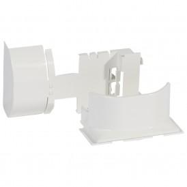 Адаптер для монтажа рамки, монтаж на мини-плинтусы DLPlus глубиной 16 мм, цвет белый | 031704 | Legrand