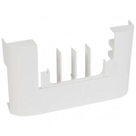 Ответвление к напольному кабель-каналу для мини-плинтусов DLPlus 60/75x20, белый | 032805 | Legrand