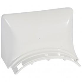 Адаптер для соединения плинтуса 80/120x20 с напольным кабель-каналом 92х20 мм| 032806 | Legrand