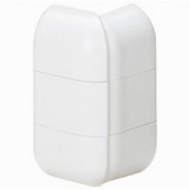 Угол внешний 80х20 белый | 033746 | Legrand