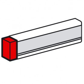 Торцевая заглушка - для кабель-каналов Metra 100x50 | 638035 | Legrand