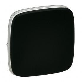Valena ALLURE.Лицевая панель для выключателей одноклавишных.Антрацит | 755008 | Legrand