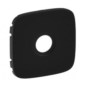 Valena ALLURE.Лицевая панель для розеток ТВ.Антрацит | 754768 | Legrand