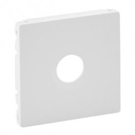 Valena LIFE.Лицевая панель для розеток ТВ.Белая | 754760 | Legrand
