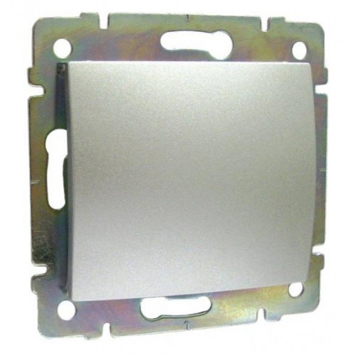 Заглушка Legrand Valena 770146 алюминий