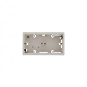 Коробка 2П для накладного монтажа Сл.кость Valena | 776132 | Legrand