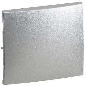 Лицевая панель выключателя Legrand Valena 770251 алюминий