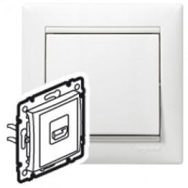 Розетка HDMI для аудио/видеоустройств - Valena - слоновая кость | 774185 | Legrand