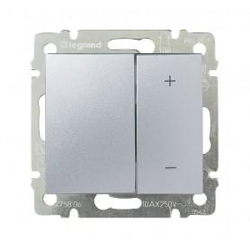 Светорегулятор Valena 4 кн.600Вт ал. | 770274 | Legrand