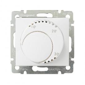 Термостат стандарт Legrand Valena 774226 белый
