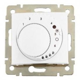 Термостат для теплого пола Legrand Valena 770091 белый